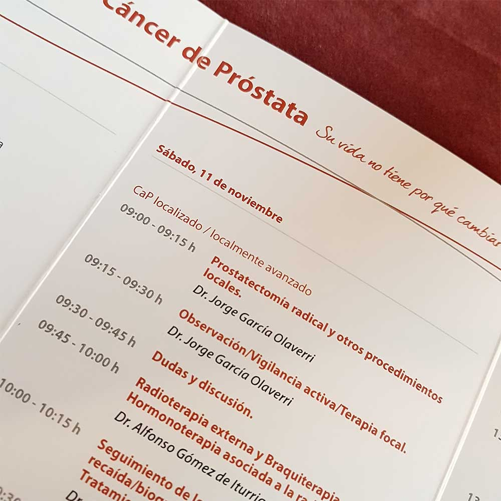 cancer prostata santander